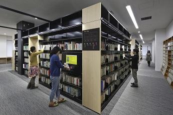 図書館を大学生活の中心にするための挑戦