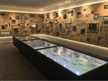 空間/システム/コンテンツが渾然一体と歴史を語りかける史料館 Legare