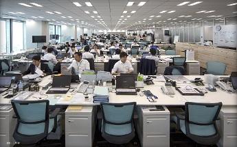人と、情報と、世界と、クロスし未来を創出する「Crossing Office」